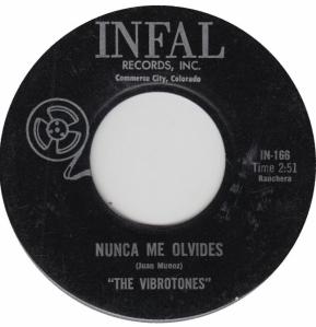 INFAL 166 - VIBROTONES - A