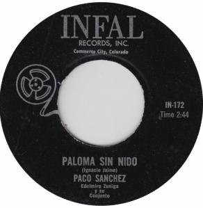 INFAL 172 - SANCHEZ PACO - A