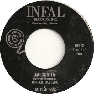 Infal 173 - Sauceda, Charlie - La Cunita