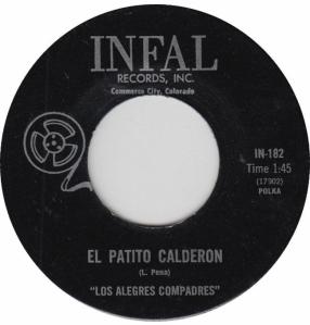 INFAL 182 - PATITO CALDERON - A