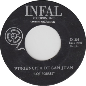 Infal 203 - Pobres - Virgencita San Juan