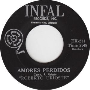 Infal 211 - Urioste - Amores