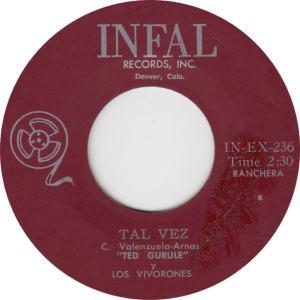 Infal 236 - Gurule, Ted - Tal Vez