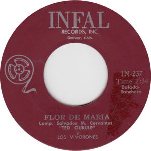 Infal 237 - Gurule, Ted - Flor de Maria
