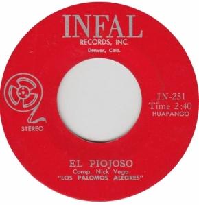INFAL 251 - PALOMOS ALEGREA - B