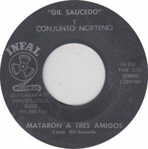 INFAL 257 - SAUCEDO - MATATRON