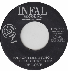 INFAL 33 1-3 - DISTINCTIONS - END OF TIME 2