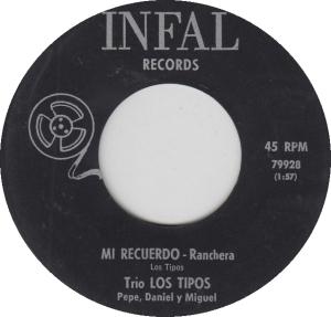 INFAL 79928 - TRIO LOS TIPOS - A