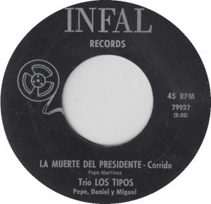 INFAL 79928 - TRIO LOS TIPOS - B