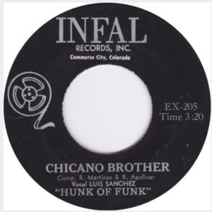 Infall 205 - Hunk of Funk - Chicano Brother