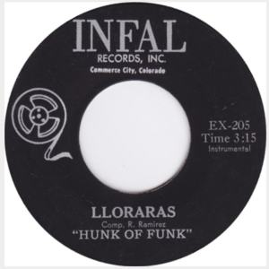 Infall 205 - Hunk of Funk - Lloraras