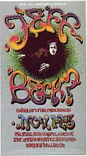 Jeff Beck Group - Detroit - 11-1-68