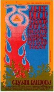 Jeff Beck Group - Detroit - 7-5-68