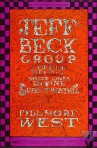 Jeff Beck Group - FLM - 12-5-68