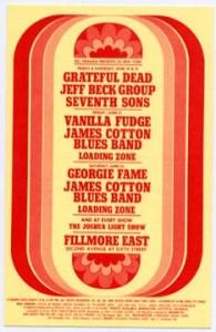 Jeff Beck Group - FLM E - 1968