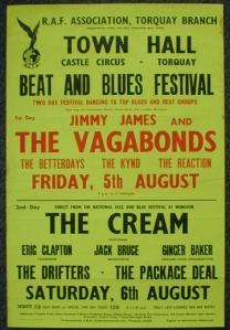 Jimmy James & Vagabonds - TRQ - 8-5-66