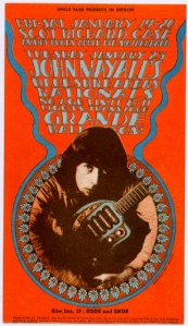 John Mayall & Bluesbreakers - Detroit - 1-19-68