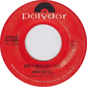 john-mayall-dont-waste-my-time-polydor-2