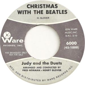 judy-and-the-duets-christmas-with-the-beatles-ware