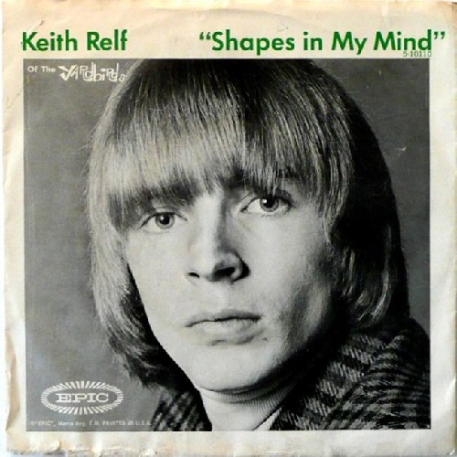 Keith Relf Shapes In My Mind - Blue Sands