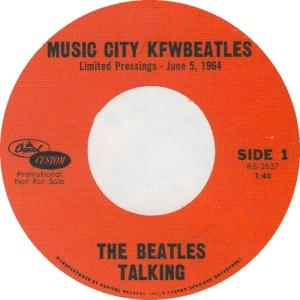 KFWB Beatles