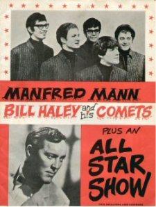 Manfred Mann Poster ETC