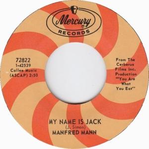 MANN M - JACK