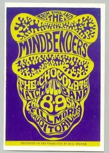Mindbenders - FLM - 7-8-66