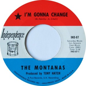 MONTANAS - CHANGE