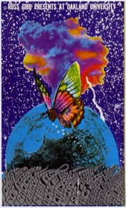 Pink Floyd - Detroit - 9-1-68