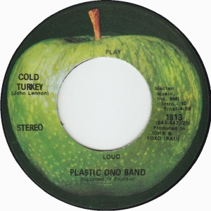 PLASTIC - COLD TURKEY