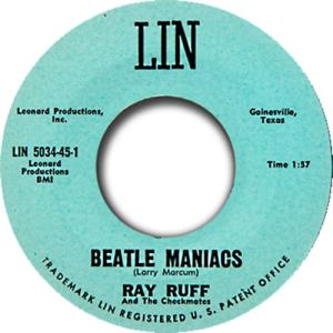 ray-ruff-and-the-checkmates-beatle-maniacs-lin