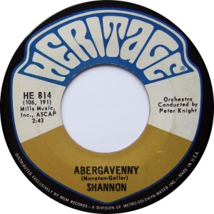 SHANNON A