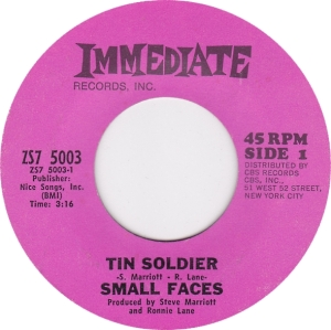 SMALL FACES - TIN