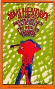 Soft Machine - Detroit - 2-23-68