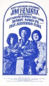 Soft Machine - Detroit - 3-24-68