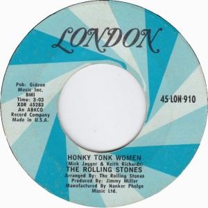STONES - HONKY TONK