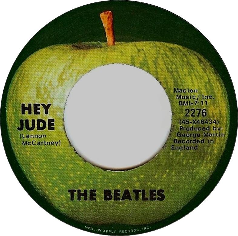 Beatles 1968 Popboprocktiludrop