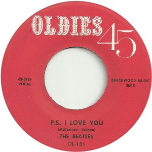 the-beatles-ps-i-love-you-oldies-45