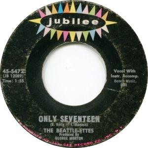 the-beattleettes-only-seventeen-jubilee