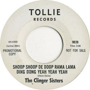 the-clinger-sisters-shoop-shoop-de-doop-rama-lama-ding-dong-yeah-yeah-yeah-1964