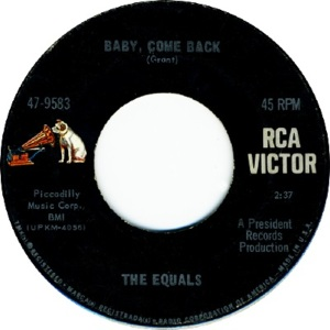 the-equals-baby-come-back-rca-victor