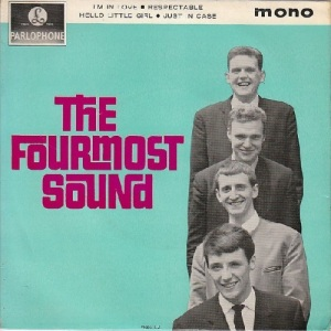 the-fourmost-im-in-love-parlophone-2