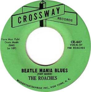 the-roaches-beatle-novelty-beatle-mania-blues-crossway