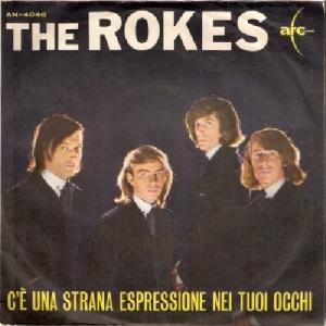 the-rokes-ce-una-strana-espressione-nei-tuoi-occhi-arc