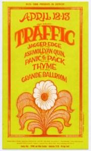 Traffic - Detroit - 4-12-68