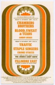 Traffic - FLM E - 9-1968