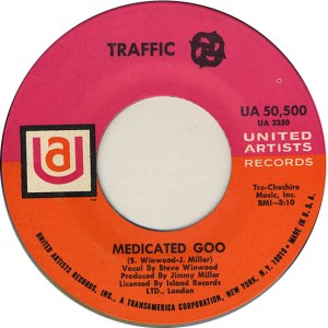 TRAFFIC - MEDICATED
