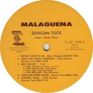 TUCK DUNCAN - TUCK LUCK 42 - RBA (1)
