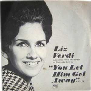 Verdi, Liz - Columbia 43154 - You Let Him Get Away